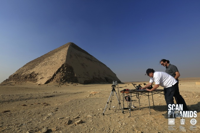 Mission Scan Pyramids