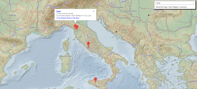 google-map-luca