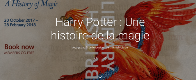 Harry Potter expo 2