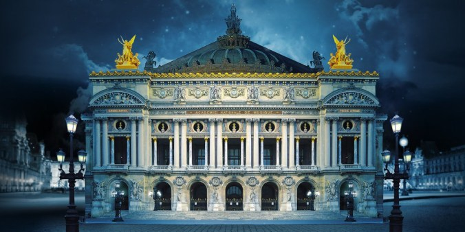 Opéra Garnier escape game
