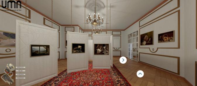 expo les chats dans l'histoire de l'art_autre salle